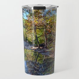 Lost Maples Travel Mug