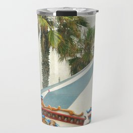 Carnival Oasis Travel Mug
