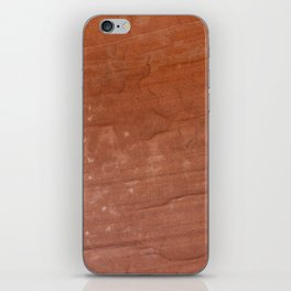 Spotted Stone (Zion National Park, Utah) iPhone Skin
