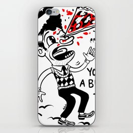 That's amore? That's a problem! iPhone Skin