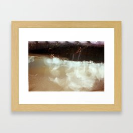 Dam Framed Art Print