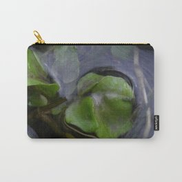 Two leaves Carry-All Pouch