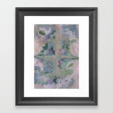 Ink Blot  Framed Art Print