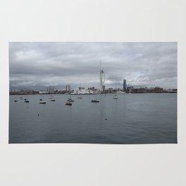 Spinnaker Tower, Portsmouth UK Rug