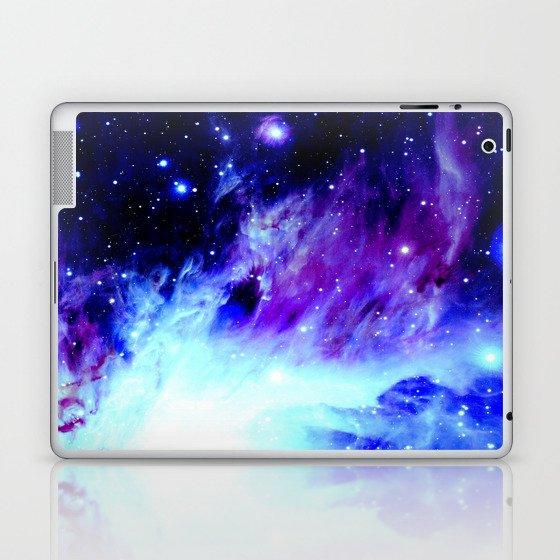 NebUla. Purple Blue Laptop & iPad Skin