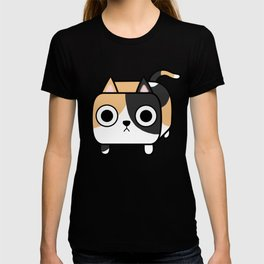 Cat Loaf - Calico Kitty T-shirt