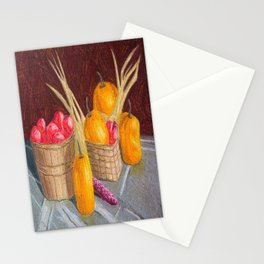 Harvest Stationery Cards