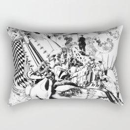 SINE IRA ET TIMOR Rectangular Pillow