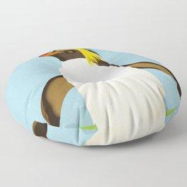 Rockhopper Penguin Floor Pillow