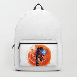 Goku ss4 Dragon Ball GT anime Super Backpack