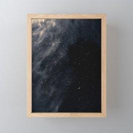 Melancholy Framed Mini Art Print