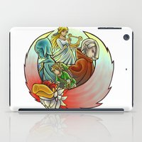 sword iPad Cases featuring Skyward Sword  by Stanglass