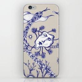 Moons iPhone Skin