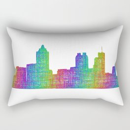 Atlanta Rectangular Pillow