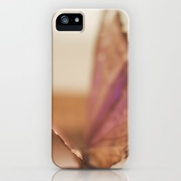 Color wings iPhone Case