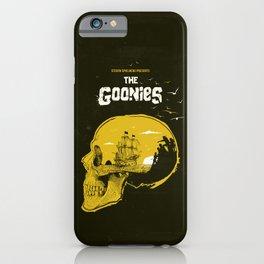 The Goonies art movie inspired iPhone Case
