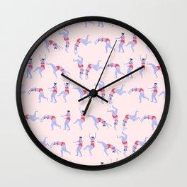 Somersault Wall Clock