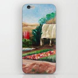 Somis, Ca Greenhouse – Acrylic Painting iPhone Skin