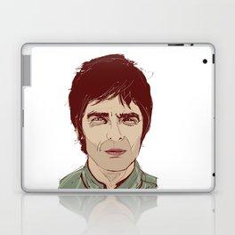 Noel Gallagher Laptop & iPad Skin