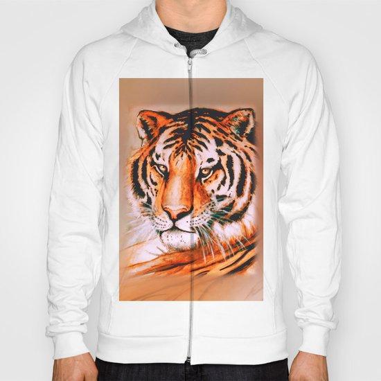 Tiger at rest Hoody