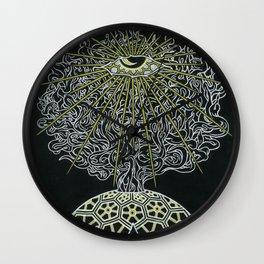 Ajnatic Blossom Wall Clock