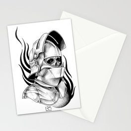Dead Knight Stationery Cards