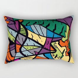 Story telling Rectangular Pillow