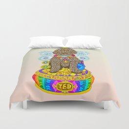 TED Duvet Cover