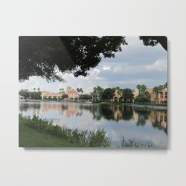 Coronado Springs Resort Metal Print