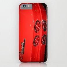 Red Corvette Sting Ray Car iPhone 6s Slim Case