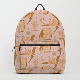 Electric Oasis  Backpack