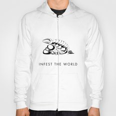 Infest the world Hoody