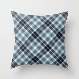 Scottish tartan #21 Throw Pillow