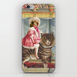 The amazing Catgirl iPhone Skin
