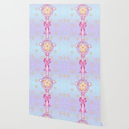 Magic Star Wand Wallpaper