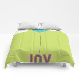 What Are We For: Joy Comforters