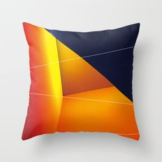 wall+space Throw Pillow