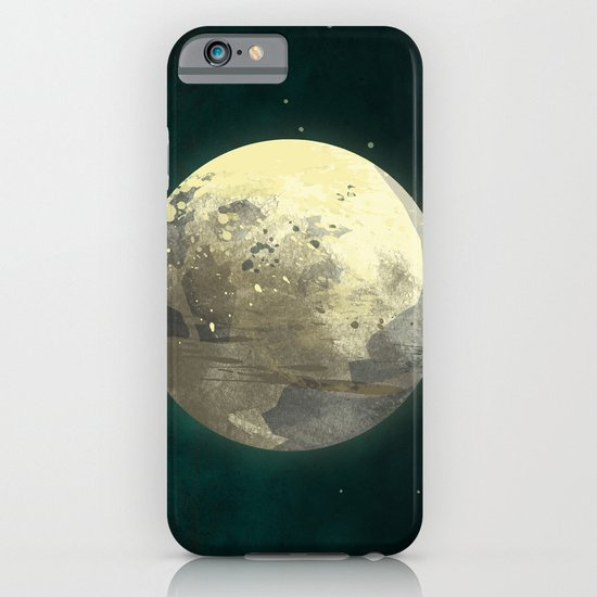 Big Moon iPhone & iPod Case