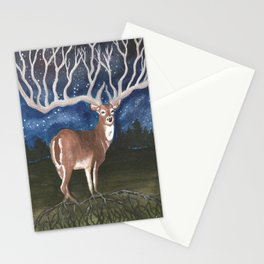 """Nature's Connection"" Stationery Cards"