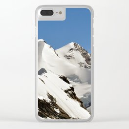 Castor and Pollux Clear iPhone Case