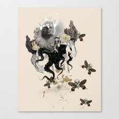 Lust of an Angel Canvas Print