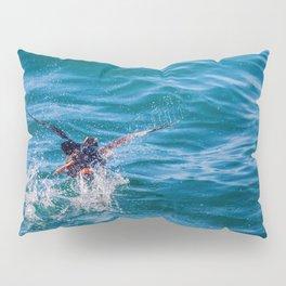 Running puffin Pillow Sham