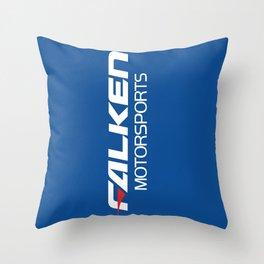 Falken Motorsport Throw Pillow