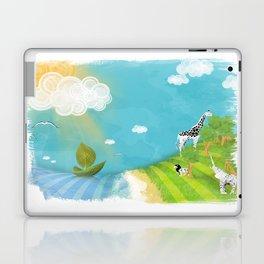 A Sunny Imagination Laptop & iPad Skin