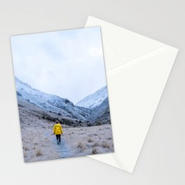 A Winters Morning Stationery Cards
