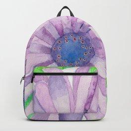 Purple Daisies Backpack