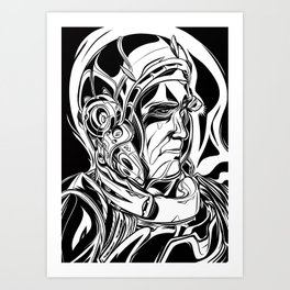The Navigator Art Print