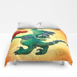 Fashion Raptor Comforters