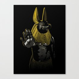 Members Only Canvas Print
