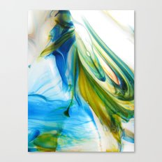 symphysis  Canvas Print